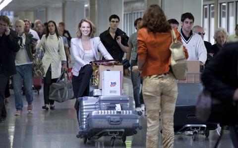 Marina está de volta ao Brasil após um ano na Europa (insensatocoração/tvglobo)