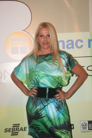 Monique evans (Foto: Photo RIo News)