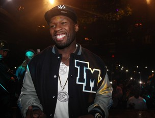 50 cent (Foto: Getty Image)