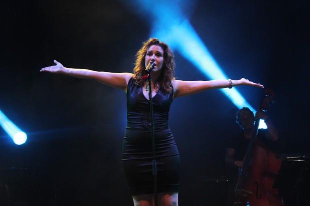 Maria Rita se apresenta em Salvador, na Bahia (Foto: Uran Rodrigues/ Divulgação)