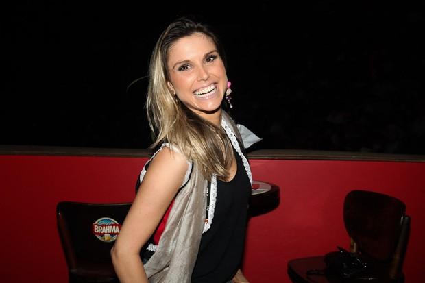 Ex-BBB Flávia Viana em rodeio no interior de São Paulo (Foto: Manuela Scarpa/ Photo Rio News)