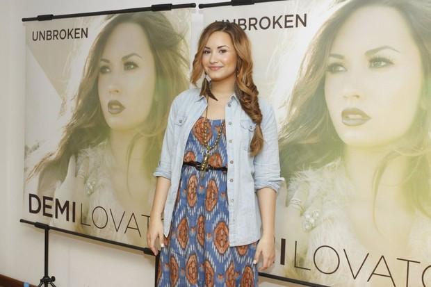 Demi Lovato (Foto: Marcos Serra Lima / EGO)