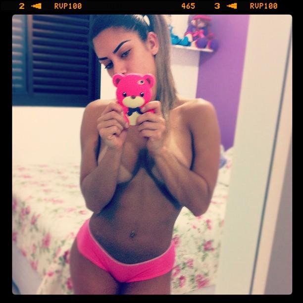 Graciella Carvalho, do 'Malícia' (Foto: Instagram/ Reprodução)