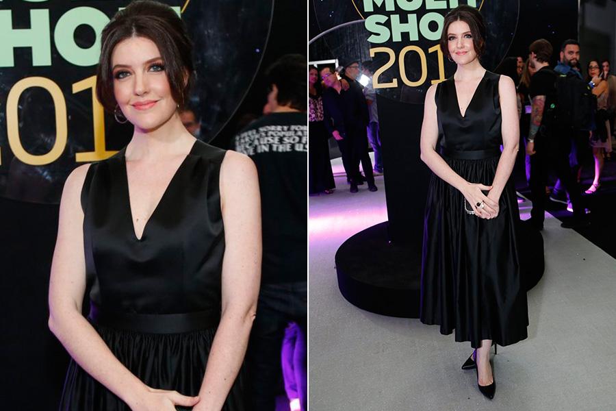 Larissa Maciel no Prêmio Multishow