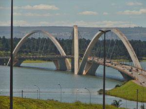 A ponte Juscelino Kubitscheck
