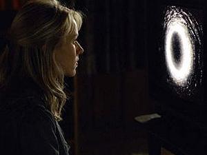 A atriz Naomi Watts em cena de 'O chamado': terceira parte do filme será em 3D.