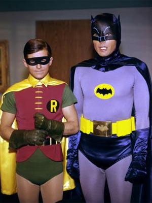 Série de 'Batman' da década de 1960 ganhou paródia pornô