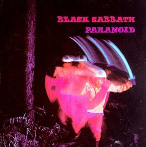 Black Sabbath – 'Paranoid'
