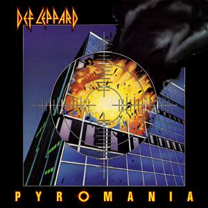 Def Leppard - 'Pyromania'