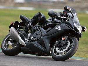 Suzuki GSX 2011