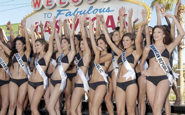 Este ano, 20 candidatas se classificam para a semifinal do concurso