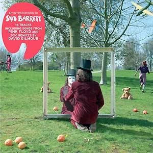 Capa de A new compilation album called 'An introduction to Syd Barrett', que chega às lojas da Europa e Reino Unido no dia 4 de outubro