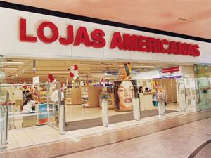 Unidade das Lojas Americanas
