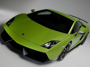 Lamborghini Gallardo Superleggera 2011