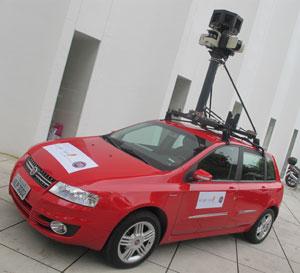 Os carros do Street View vão continua mapeando as cidades brasileiras, de acordo com o Google.