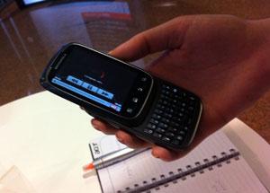 spice - Motorola Milestone 2 agora oficial