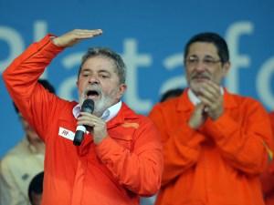 Presidente da República, Luiz Inácio Lula da Silva, durante cerimônia em Angra dos Reis (RJ), nesta quinta-feira (07).