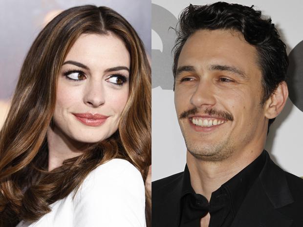 Anne Hathaway e James Franco