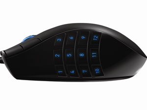Mouse para games Razer Naga