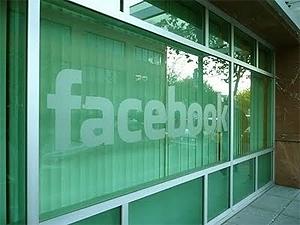 Escritório do Facebook (Foto: Reprodução)