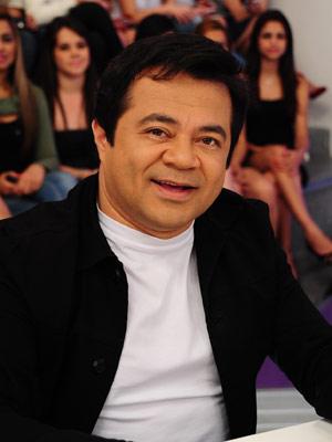 O humorista Shaolin (Foto: Divulgação/TV Record)