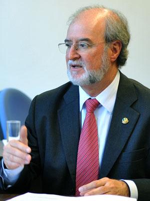 Eduardo Azeredo (PSDB-MG) (Foto: Brizza Cavalcante/Agência Câmara)