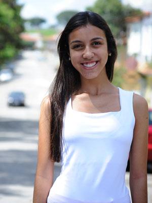 Estudante já havia sido aprovado como treineira na Fuvest em 2010 (Foto: Raul Zito/G1)