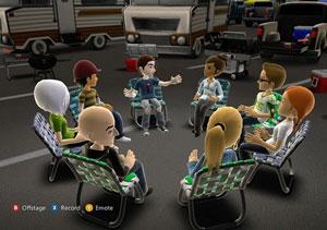 Avatar Kinect (Foto: Divulgação)
