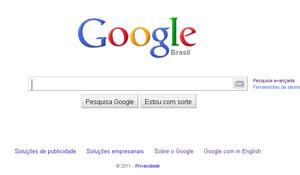 Google (Foto: Reprodução)