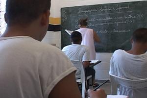 fundação casa adolescentes detidos ex-febem (Foto: Reprodução/G1)