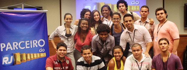 Parceiros do RJ (Foto: Divulgação/CGCOM)