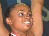 Daiane dos Santos, ginasta (Foto: Divulgação/Esporte Clube Pinheiros)