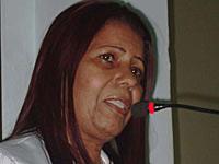 Eunice Cabral (Foto: Arquivo pessoal)