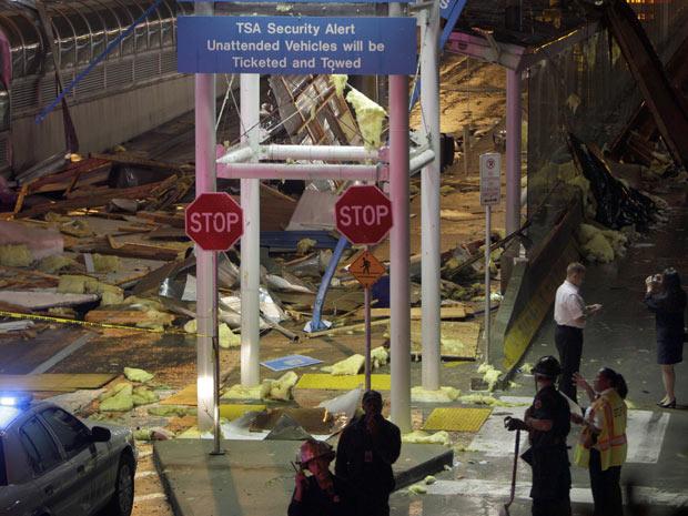 Tornado st louis2 (Foto: Jeff Roberson/AP)