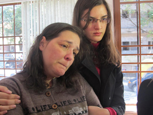 mães estudante usp (Foto: Juliana Cardilli/G1)