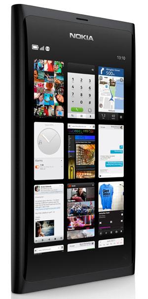 Nokia N9, novo top de linha da companhia finlandesa
