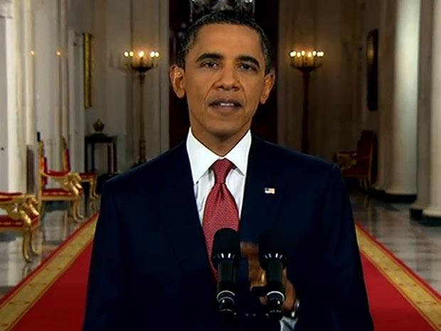 Obama diz que falta de acordo sobre dívida trará 'problemas sérios' (Foto: Reprodução/GloboNews)