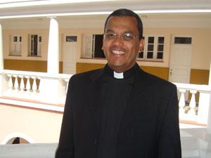 Monsenhor Gilson (Foto: Divulgação/Arquidiocese)