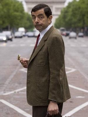 O ator Rowan Atkinson em cena do filme 'As férias de Mr. Bean' (Foto: Divulgação)