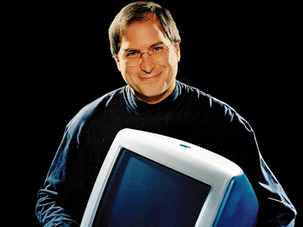 Steve Jobs (Foto: Moshe Brakha/AP)