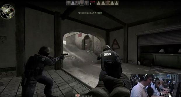 Vídeo na internet mostra 1 hora do novo 'Counter Strike' (Foto: Divulgação)