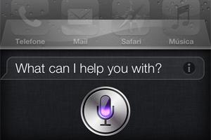 Tela do Siri (Foto: Reprodução)