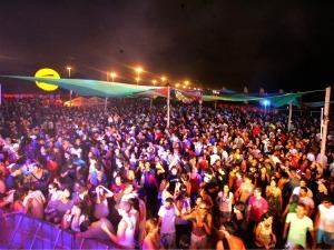 """Mesmo conhecido com """"casa do reggae"""", o Biruta também é palco de DJs mundialmente famosos (Foto: João Luis/ Agência Diário)"""