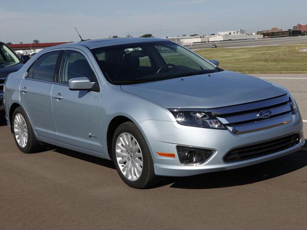 Ford Fusion antes das mudanças (Foto: Divulgação)