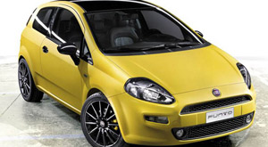 Fiat Punto 2012 (Foto: Divulgação)
