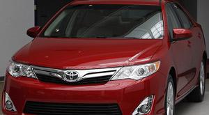 Toyota Camry (Foto: Divulgação)