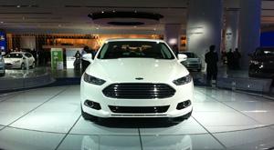 Ford Fusion 2013 (Foto: Rodrigo Mora/G1)