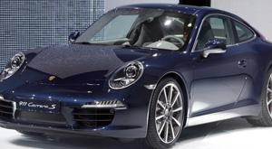 Porsche 911 (Foto: Reuters)