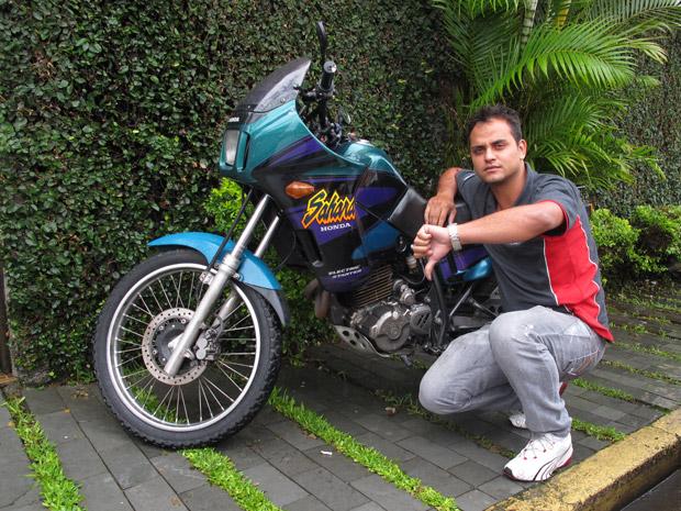 Moto Sahara (Foto: Fernando Garcia)