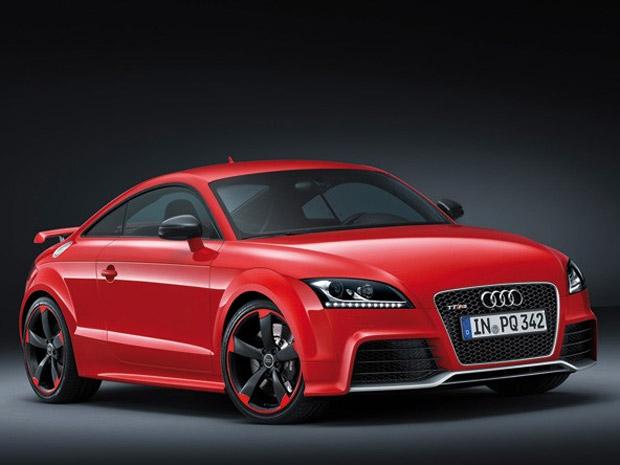 Audi TT RS Plus (Foto: Divulgação)